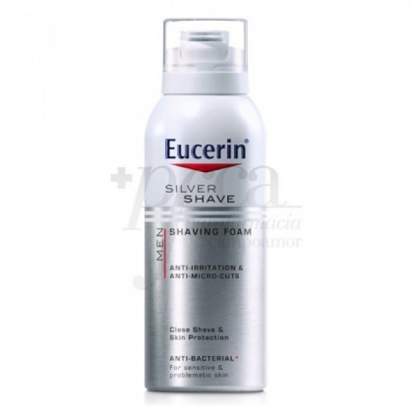 EUCERIN MEN ESPUMA DE AFEITAR 150ML
