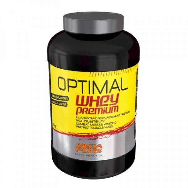 Whey optimalpremium  vainilla biscuit 1 kilo