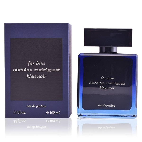 Narciso rodriguez for him bleu noir eau de parfum 100ml vaporizador
