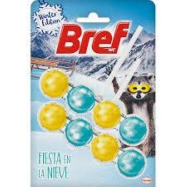 Bref Wc Power Active WINTER EDITION 2 uds